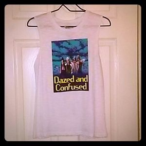 Dazed and confused movie tank top